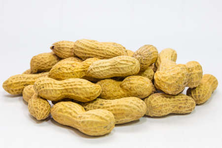 earth nut: Ground Nuts Stock Photo