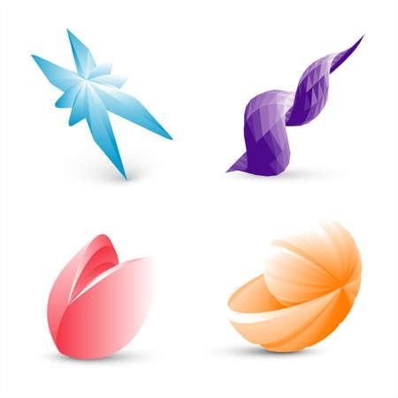 Supershape Logotype Concept