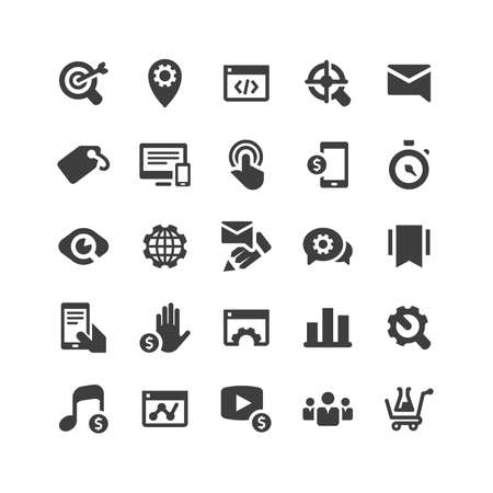Retina ready Icons Set