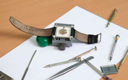 watchmaker: watchmaker Stock Photo