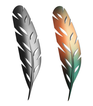 simplified: Simplified Feathers