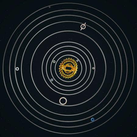 cogwheel: Cogwheel Solar System