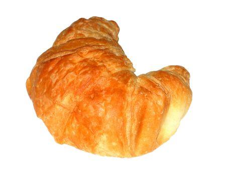 tasty croissant photo