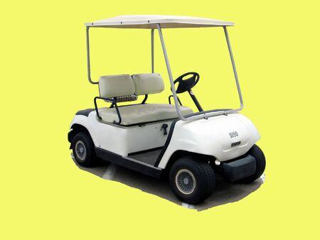 golf cart: little car