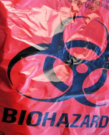 biohazard bag Stock Photo - 381773