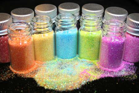 shimmer: Glitter