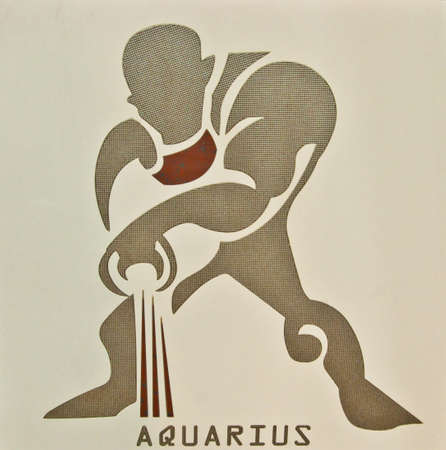 abstract aquarius: The Ceramic texture Stock Photo