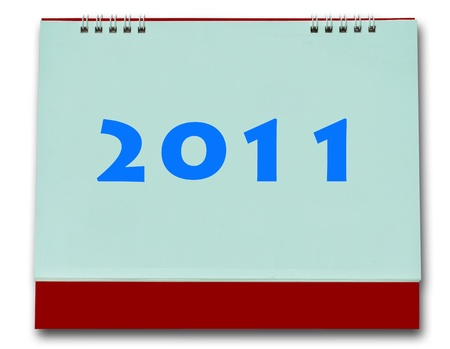 The Calendar of 2011 photo