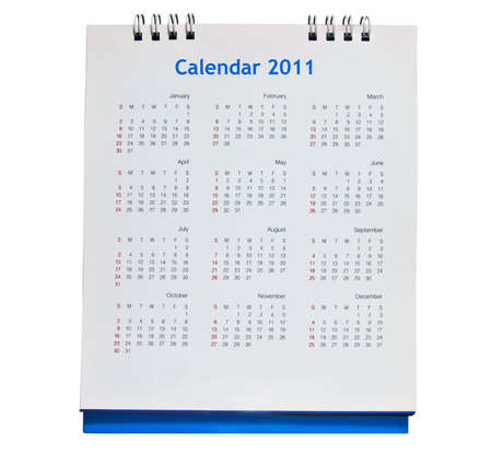 The Calender 2011 photo