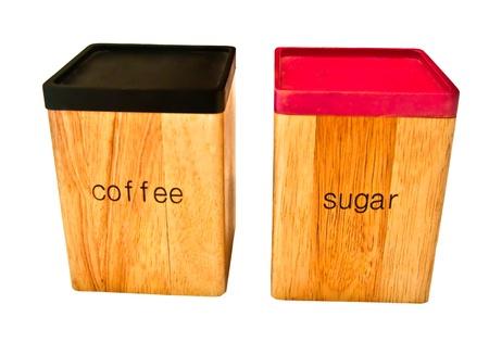 The Box coffee and sugar photo