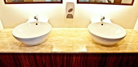 basin mountain: The Restroom