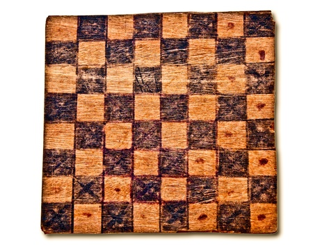 The Chess board photo