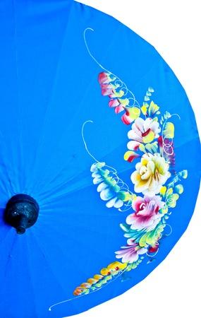 The Colorful of umbrella photo