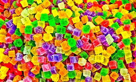 gummie: The Colorful of dessert jelly