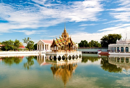 The Pavilion, Bang-Pa -In Palace Ayutthaya Thailand