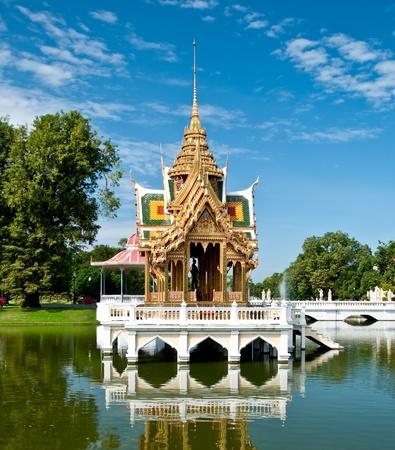 The Pavilion, Bang-Pa -In Palace Ayutthaya Thailand photo
