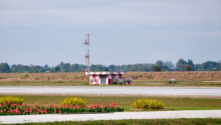 The Air Traffic Control Tower Stock Photo - 12027957