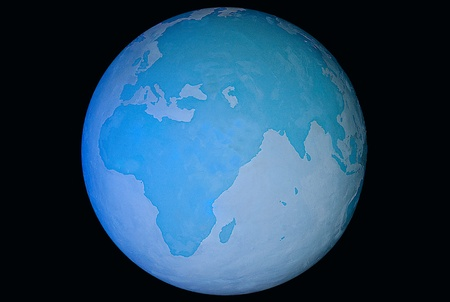 The Planet earth photo