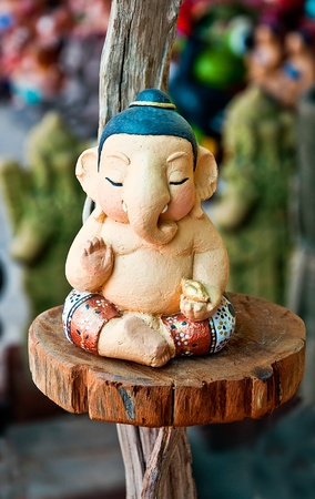 idol: The Sculpture of ganesha