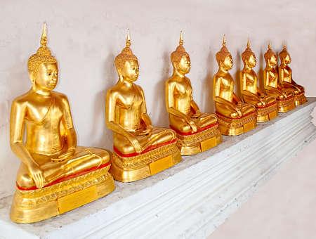 The Buddha status Stock Photo - 13654143