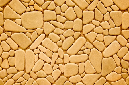 The Abstract of  pebble background texture