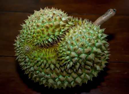 King of fruit,Durian photo
