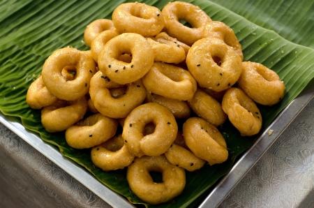 Donut thai style Stock Photo