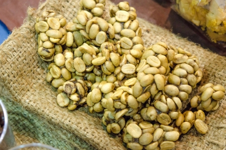 kopi: Coffee beans - Civet coffee - Kopi Luwak