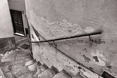 vernazza: Walking in Vernazza alleys
