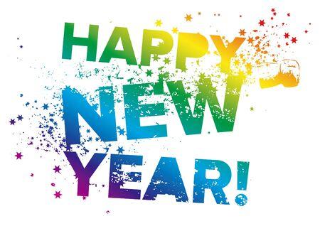 bunt: happy new year