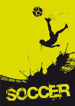 soccer wm: soccer stade vector
