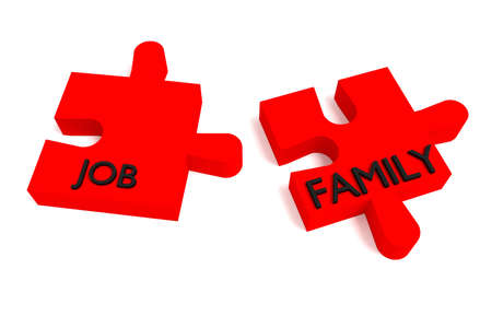dilemma: Red Puzzle, job and family