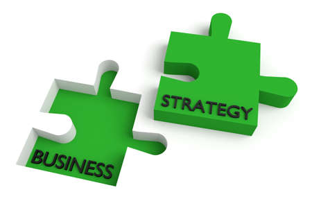 missing: Missing puzzle piece, business strategy, green