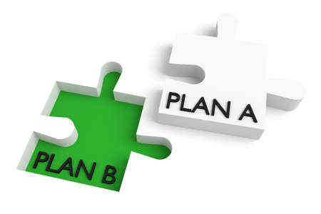 missing puzzle piece: Missing puzzle piece, plan a, plan b, green