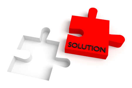 missing puzzle piece: Missing puzzle piece, solution, red
