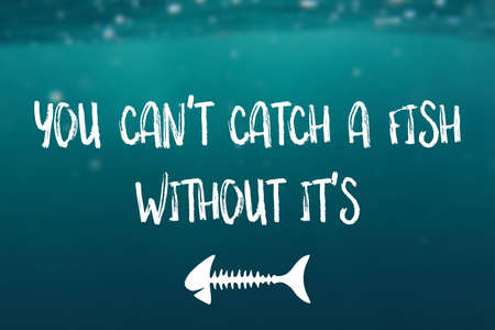 disadvantage: You cant catch a fish without its bones