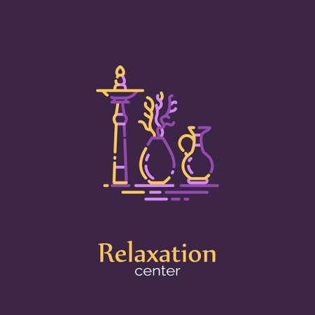 Design template - Relaxation center