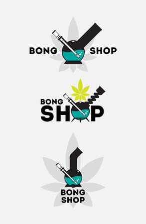 Set for your bong shop.