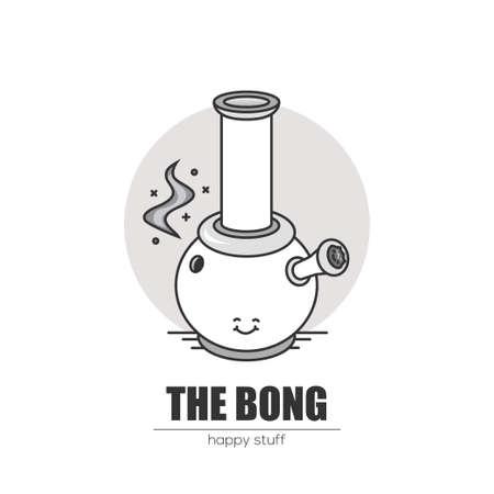 bong: Weed bong