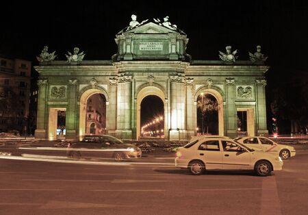 Puerta de Alcalá photo
