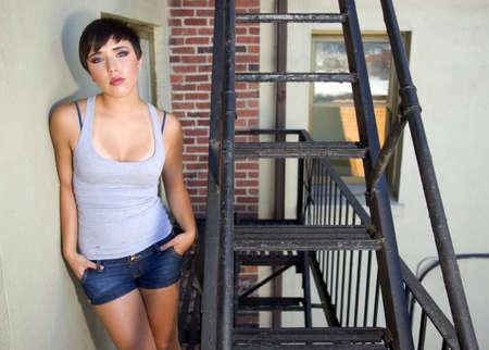 sweet seventeen: Urban Girl
