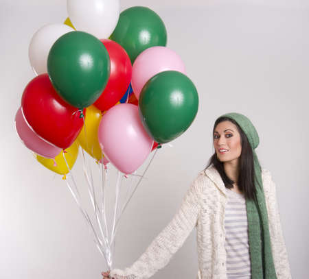 seller: Balloon Seller