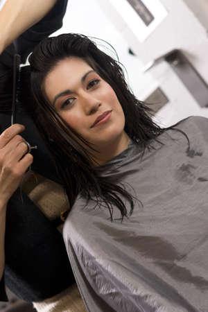 hair stylist: A day at the salon
