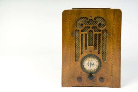 Vintage Telephone Box photo
