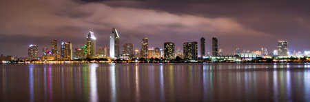 San Diego California Waterfront from Coronado photo