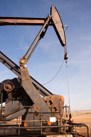 A device used for oil exploration in North Dakota photo