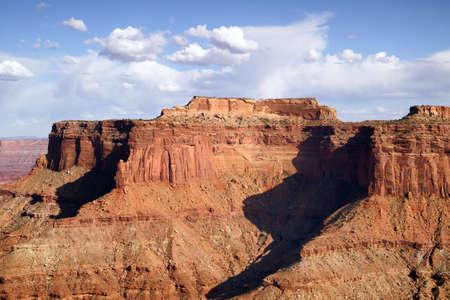 stunningly: Stunningly beautiful desert landscape Stock Photo
