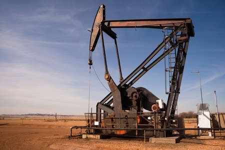 oilwell: A device used for oil exploration in North Dakota
