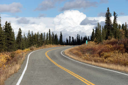 glenn: Fall comes to the Alaska Highway System of transportation