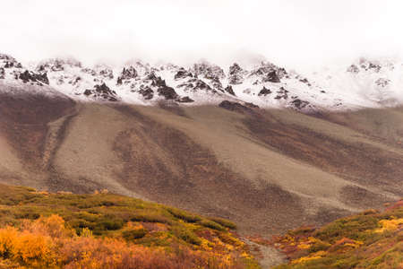 occur: White out conditions occur above treeline Remote Alaska